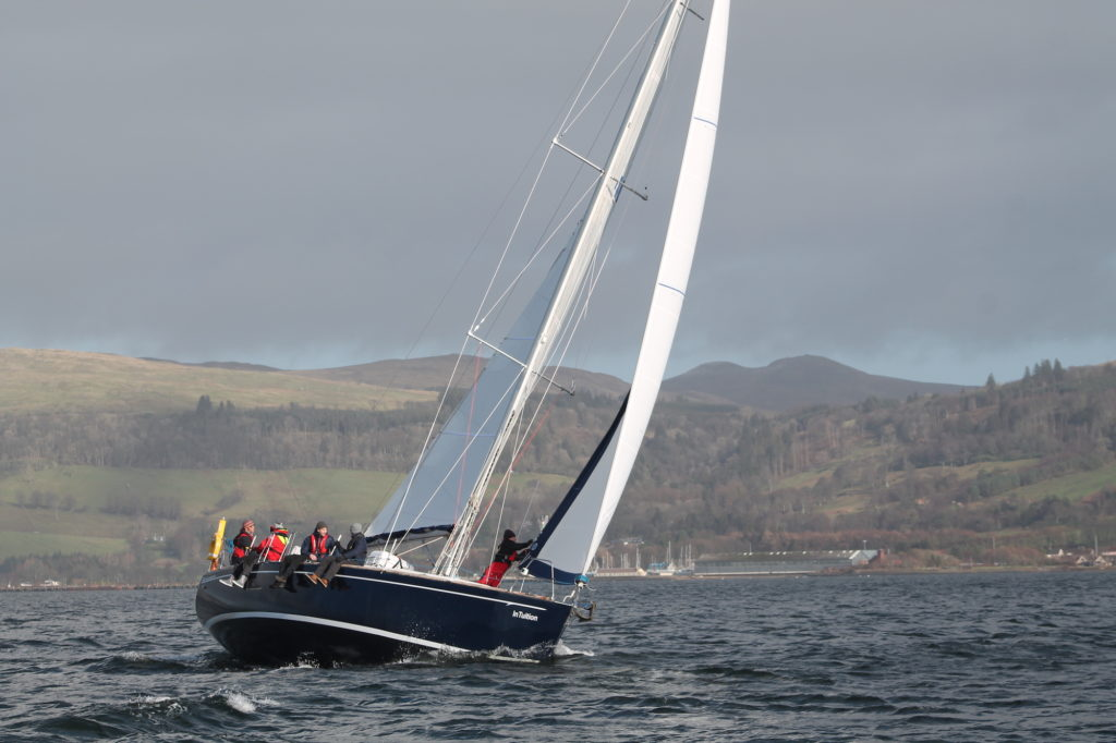 Sailing InTuition teams up with Marlow